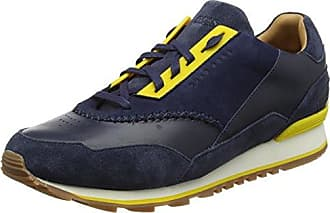 Zephir_Runn_ltdc, Sneakers Basses Homme, Bleu (Dark Blue 401), 42 EUBoss Orange by Hugo Boss