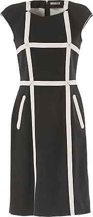 Dress for Women, Evening Cocktail Party On Sale in Outlet, Black, viscosa, 2017, 10 Bottega Veneta