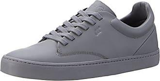 Boxfresh Oscard, Zapatillas para Hombre, Gris (Modern Dark Grey Mdrn DK GRY), 45 EU