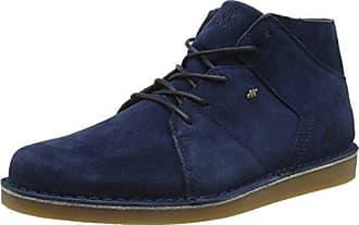 Charlz, Bottes Classiques Homme - Bleu - Bleu (Bleu Marine), 41 EU (7 UK)Boxfresh