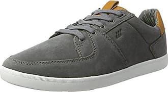 Boxfresh Castel, Sneaker Uomo, Grigio (Grau STL Gry), 43 EU