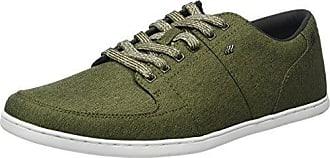 Boxfresh Spencer SH 2TNYL - Zapatillas para Hombre, Color Verde (Khaki), 38