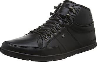 Amhurst, Sneakers Hautes Homme - Noir - Noir - 40 EUBoxfresh