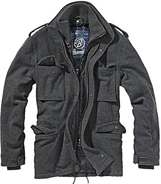 M65 Voyager Wool, Chaqueta para Hombre, Azul (Navy 8), XXXL Brandit
