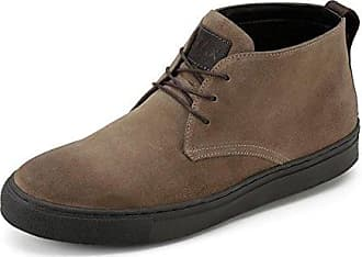 Clarks Desert Boot Dark Tan, Schuhe, Stiefel & Boots, Chukka Boots, Braun, Female, 36