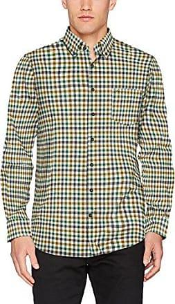 Drake, Camisa para Hombre, Gris (Grey 5), 44(Talla del Fabricante: Large) Brax