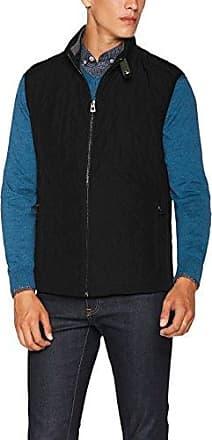 11 Mayson 10001041, Chaleco Acolchado Para Hombre,Negro (Schwarz 001), Medium (Talla fabricante: 48) Strellson Premium