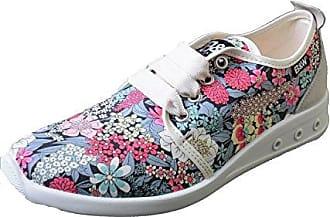 Break & Walk Damen HI221804 Sneaker, Grau (Grey 021), 38 EU