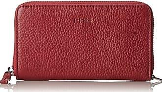 Ecco Sp 2 Medium Bow Wallet, Womens Rot (Red), 2x9x12.5 cm (B x H T) Ecco