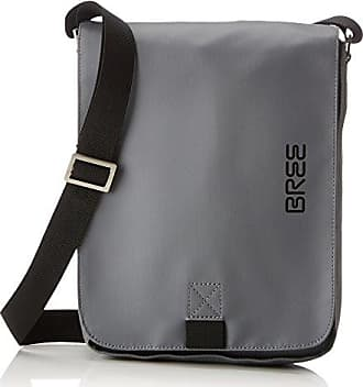 Vora 3, Vintage Khaki, Cross Sh. L S18, Womens Shoulder Bag, Grau (Vintage), 7x25.5x36 cm (B x H T) Bree