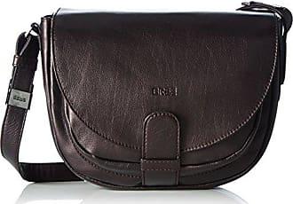Vora 3, Black, Cross Shoulder L, Womens Bag, Schwarz (Black), 7x25.5x36 cm (B x H T) Bree
