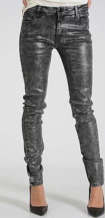 13cm Python Print EMMA Jeans Größe 31 Brockenbow