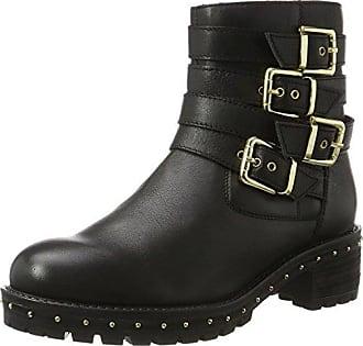 Bronx BX 1417 Bnew-Falkox, Chelsea Boots Femme, Noir (Black 01), 36 EU