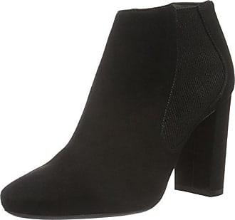 33846-A, Bottes Classiques Femme - Noir - Noir (Black 01), 39 EU (6UK)Bronx