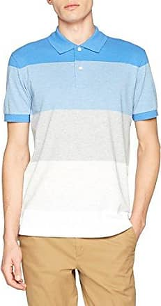Brooks Brothers 100096822-100, Polo Homme, (White 100), S