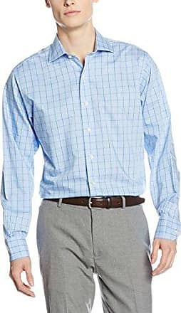 Brooks Brothers 100037842_BLU, Chemises Décontractées Homme, (Blu), 42 (Taille du Fabricant:S)