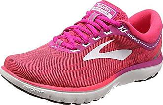 Femmes Aduro 4 Chaussures De Course, Rose, 38 Brooks Eu