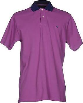 Polo Shirt for Men, Bordeaux, Cotton, 2017, M Brooksfield