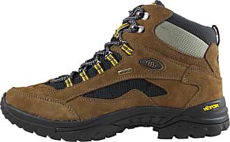 Bruetting Unisex-Erwachsene Chimney Rock Trekking-& Wanderstiefel, Braun (Braun/Grau Braun/Grau), 38 EU