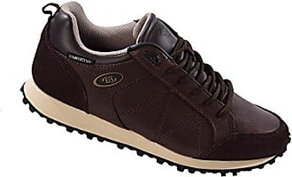 Bruetting Bradley 541201 - Zapatillas de cuero para hombre, color beige, talla 38