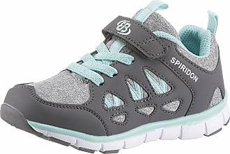 Bruetting Damen Spiridon Fit Vs Sneaker, Grau (Grau/Tuerkis Grau/Tuerkis), 38 EU