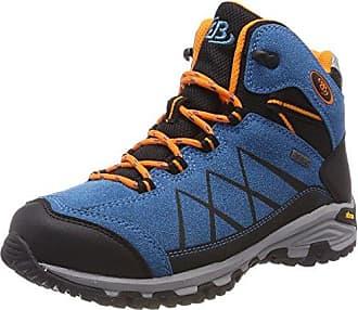 Bruetting Damen Mount Frakes High Trekking-& Wanderstiefel, Blau (Petrol/Blau Petrol/Blau), 38 EU