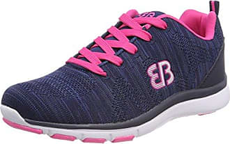 Womens Shadow Trainers, Blue Br