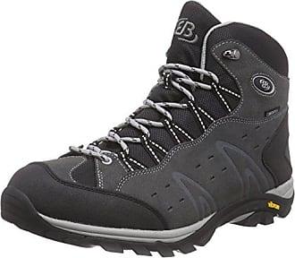 Bruetting Valley High, Chaussures de Randonnée Hautes Mixte Adulte, Gris (Grau/Tuerkis), 39 EU