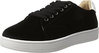 MesFemmes Buffle 16t44 - 4 Sneaker Velours - Noir - 40 Eu c4hVF