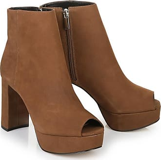 Chaussures à bout ouvert et plateau Buffalo noiresBuffalo 7KG3azesA
