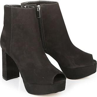 Chaussures à bout ouvert et plateau Buffalo noiresBuffalo FpuIMw3O