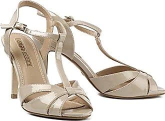 Francesco Morichetti Azteca 23271, Damen, Sandalen/Fashion-Sandalen, Beige (beige), EU 39