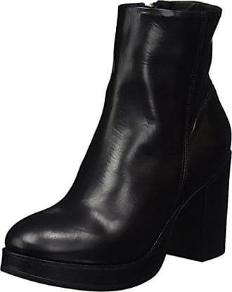 Buffalo 11855 Action Nubuck, Bottes Femme, (Black 01), 40 EU