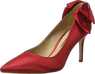 Zs 7369-16 Semi Cromo, Zapatos de Tacón para Mujer, Rojo (Red207), 36 EU Buffalo