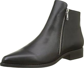 Buffalo London Zs 6172-16 Nappa, Zapatillas de Estar por Casa para Mujer, Negro, 41 EU