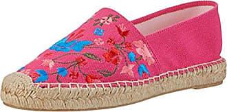 Buffalo David Bitton Buffalo Shoes 1641c Lona, Espadrilles Femme, (Fuschia 01), 39 EU