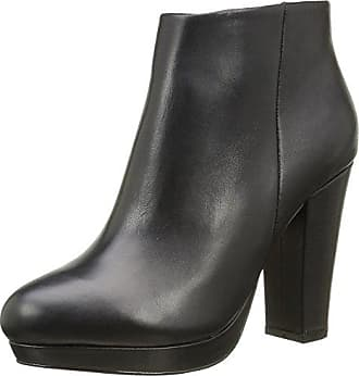 Buffalo London 416-5201 Indios Leather, Botas Chelsea para Mujer, Negro (Black 01), 39 EU