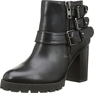 Buffalo B118a-54 P1735a PU, Bottes Classiques Femme, (Black 01), 41 EU