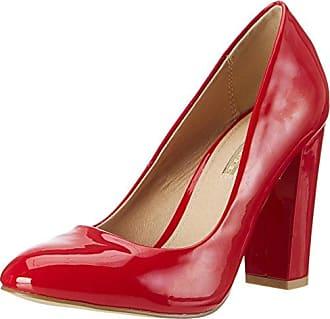 Chaussures Rouges Des Femmes Des Buffles lUYtsH38c