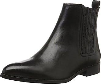 Buffalo ES 30758 Mestico, Chelsea Boots Femme, (Preto 01), 38 EU