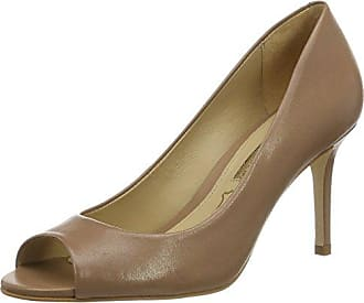 Womens 182367 Ankle Strap Heels, Beige (Beige 01), 8 UK Buffalo