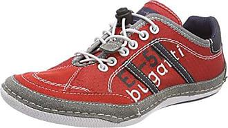 Bugatti Herren 322308027500 Sneaker, Rot (Red), 44 EU