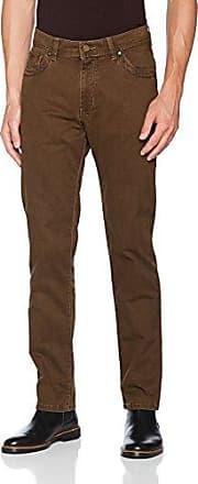3470 R-86376, Pantalones para Hombre, Gris (Grau 290), 34W x 30L Bugatti