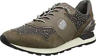 Bugatti Damen 442520606900 Slip on Sneaker, Grau (Grey 1500), 40 EU