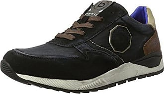 321491026900, Sneakers Basses Homme, Gris (Light Grey), 40 EUBugatti