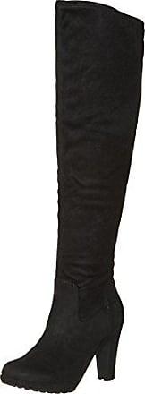 4.11354E+11, Botines Femme, Noir (Schwarz 1000), 39 EUBugatti