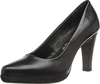 412281745900, Zapatos de Tacón con Punta Cerrada para Mujer, Negro (Schwarz 1000), 37 EU Bugatti