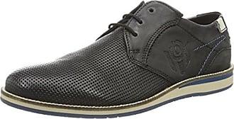 Lloyd Noren, Zapatos de Cordones Oxford para Hombre, Schwarz (Schwarz 0), 40 EU