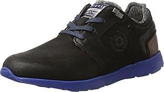 Bugatti 442271646900, Zapatillas para Mujer, Negro (Schwarz 1000), 40 EU