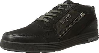 321308021400, Sneakers Basses Homme, Noir (Schwarz), 40 EUBugatti